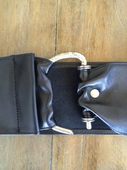Cemere Cemere Genuine Italian Leather Thick Belt