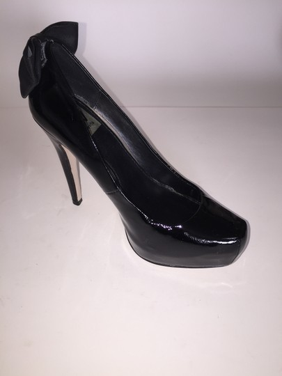 Dolce Vita Black Patent Pumps