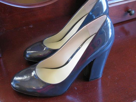 Nine West Dark Gray Pumps