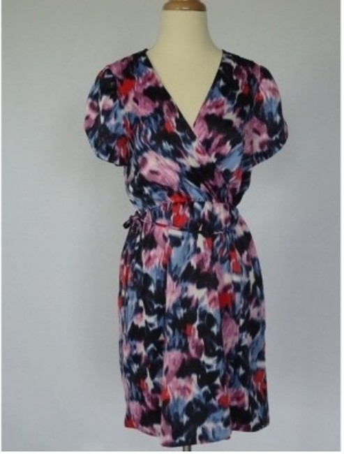 Banana Republic short dress Floral on Tradesy