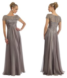 Morrell Maxie Evening Gown Mother Of A Bride Dress