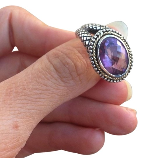 Preload https://item3.tradesy.com/images/andrea-candela-authentic-andrea-amethyst-candela-ring-size-7-resizeable-4070332-0-0.jpg?width=440&height=440