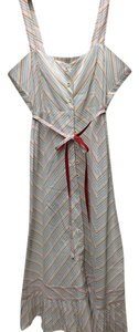 Anthropologie short dress Candy Stripped on Tradesy