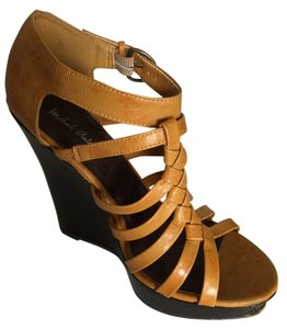 Michael Antonio Terra cotta Wedges