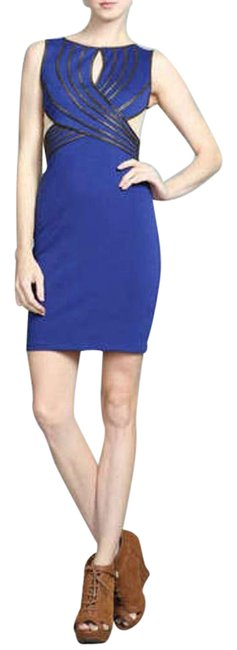 Preload https://item4.tradesy.com/images/ark-and-co-blue-co-mesh-cutout-bodycon-wrap-mid-length-cocktail-dress-size-4-s-407138-0-2.jpg?width=400&height=650