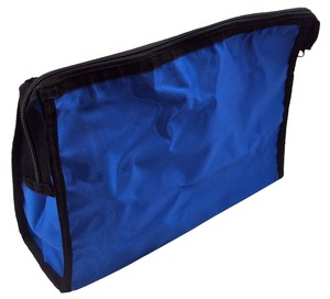 Other Blue Nylon Storage Bag Cosmetics, Toys, Tools.