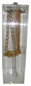 Two's Company Clear acrylic jewelry display stand