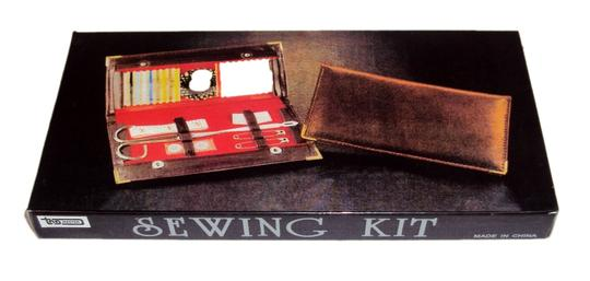 TagMaster Sewing Kit Wallet - Great For Emergency, Travel, Camping, Survival.