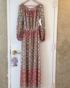 Multi Maxi Dress by Boston Proper