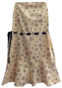 Tocca short dress Yellow on Tradesy