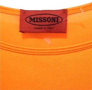 Missoni Top Orange