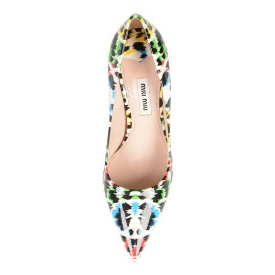 Miu Miu Multi-Color Pumps