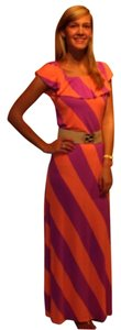 Always A Party Stripe Maxi Dress by Lilly Pulitzer