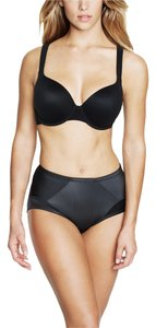 Dominique Dominique Medium Control Shaper Brief 3001 Black Size L
