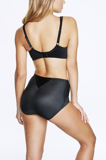 Dominique Dominique Medium Control Shaper Brief 3001 Black Size XL
