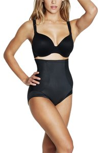 Dominique Dominique Medium Control High Waist Shaper Brief 3002 Black Size 2XL