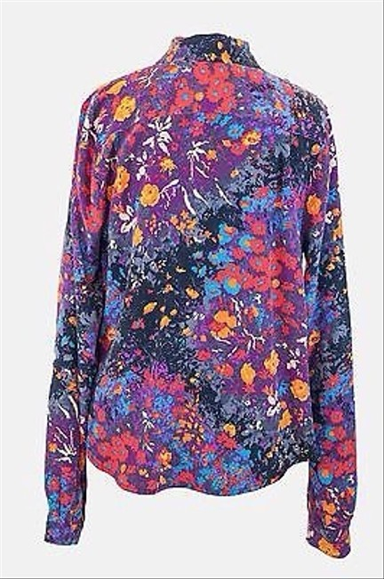 Tracy Reese Top Black Multi