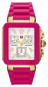Michele NWT MICHELE JELLY BEAN GOLD/ Pink MWW06L000021