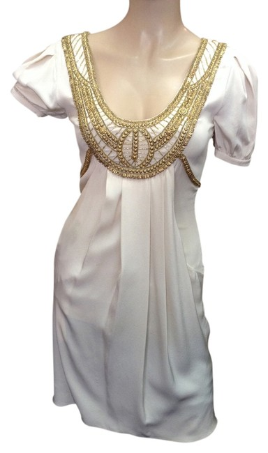 Preload https://item4.tradesy.com/images/temperley-london-champagne-above-knee-cocktail-dress-size-2-xs-4075813-0-0.jpg?width=400&height=650