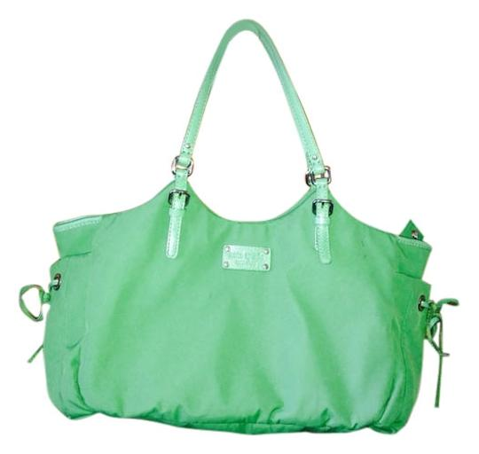 Kate Spade Tote in Kelly Green