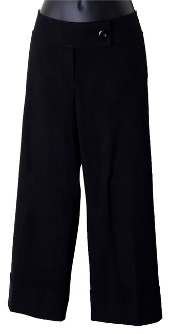 Caslon Size 4 Crop Pants Capris Black