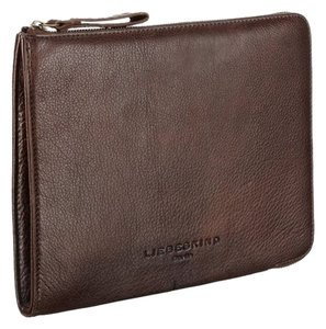 Liebskind Berlin Leather Ipad Accessories Zipper Laptop Bag