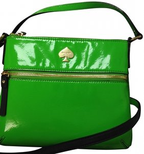 Kate Spade Bright Bright Colors Colors Modern Patent Leather Leather Patent Patent Cross Body Bag