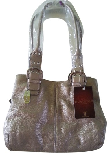 Preload https://item2.tradesy.com/images/tignanello-convertible-champagne-leather-shoulder-bag-4077571-0-0.jpg?width=440&height=440