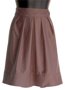 Graham & Spencer A-line Flowy Skirt gray