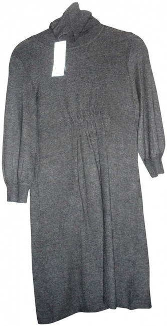 French Connection Empire Waist Neck Tunic