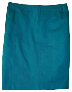 H&M Skirt Aqua blue