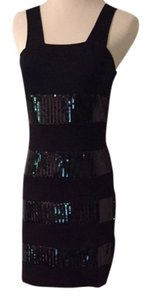 Vivienne Tam short dress black on Tradesy