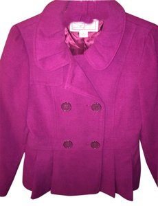 Pink Envelope Coat