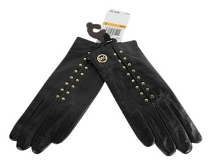 Michael Kors * Michael Kors Gloves - 535402 - Size Small - Black