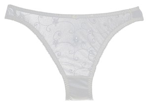 Dominique Dominique Panty 589 White Size XL