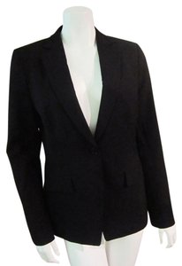 Brooks Brothers Jacket Wool Wool Jacket Black Blazer