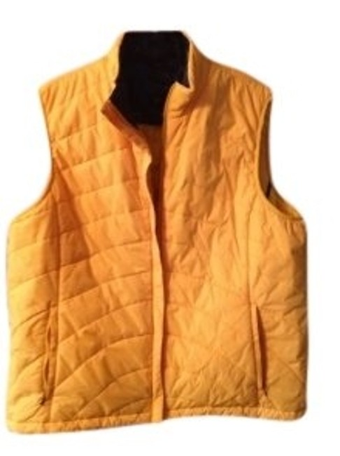 Preload https://img-static.tradesy.com/item/40820/lands-end-yellow-w-navy-trim-quilted-vest-size-18-xl-plus-0x-0-0-650-650.jpg