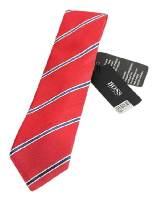 Item - * Red/Blue/White Tie - Red/Blue/White
