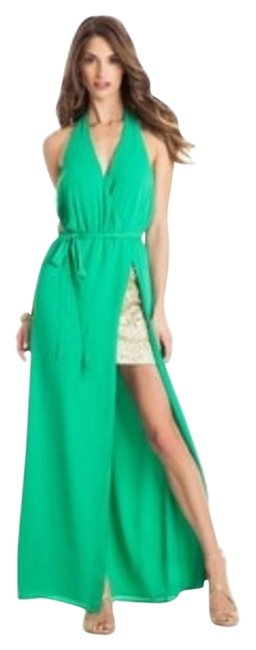 Preload https://item3.tradesy.com/images/guess-by-marciano-sea-green-jeanett-maxi-long-formal-dress-size-0-xs-4083667-0-0.jpg?width=400&height=650