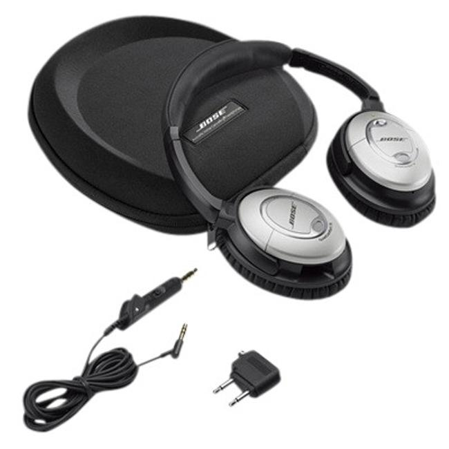 Item - Silver/Black Quietcomfort 15 Headphones Tech Accessory