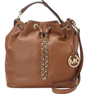 0f192d56ad7f Michael Kors Frankie Shoulder Bags - Up to 90% off at Tradesy