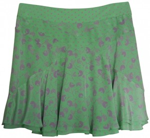 Marc Jacobs Mini Skirt Seafoam and Lavender