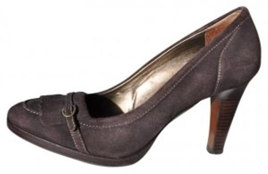 Ann Taylor LOFT Dark Brown Pumps