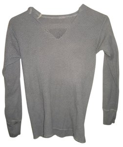Studded T Shirt Gray