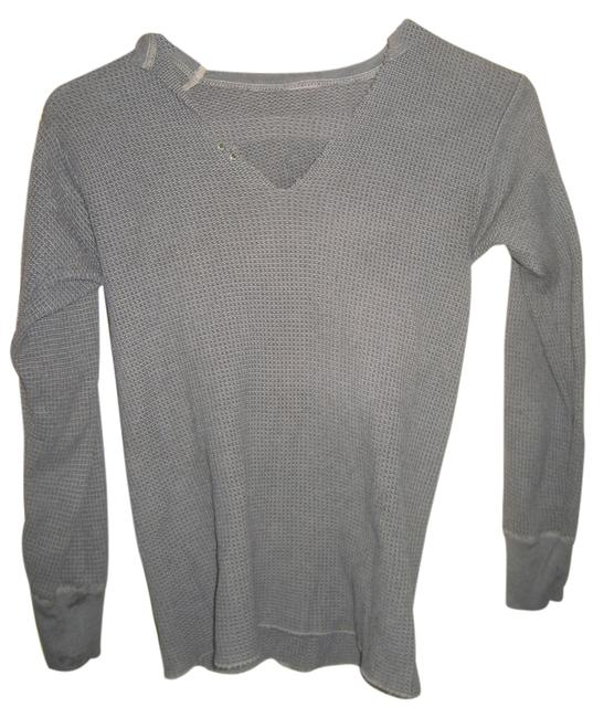 Other Studded T Shirt Gray