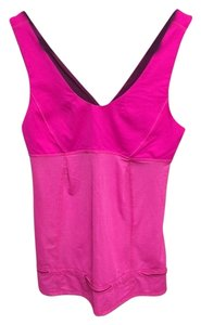 Lululemon Lululemon hot pink top