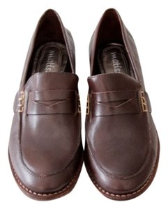 Matisse Loafer Penny Loafer Leather Brown Flats