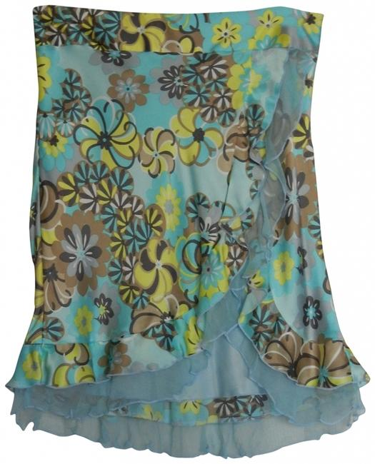Preload https://item2.tradesy.com/images/laundry-by-shelli-segal-turquoise-yellow-gold-knee-length-skirt-size-6-s-28-408511-0-0.jpg?width=400&height=650