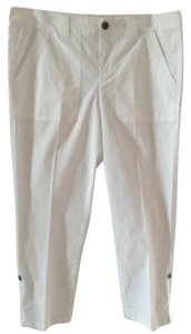 DKNY Relaxed Pants White