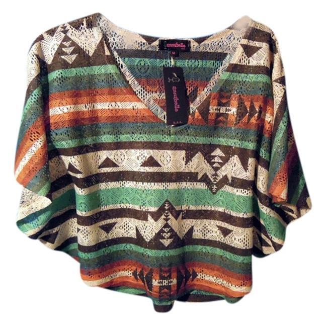 Preload https://item1.tradesy.com/images/annabelle-indian-print-multi-color-aa758-s5407-night-out-top-size-8-m-4085365-0-0.jpg?width=400&height=650